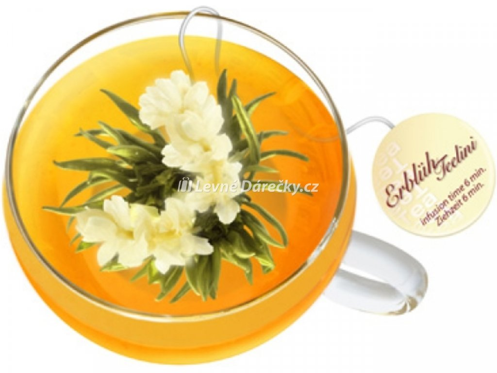 Kvetoucí čaj - Tealini Jasmínové nebe