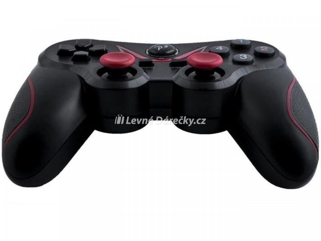 Ovladač pro PS3 (bluetooth) Bezdrátový 8