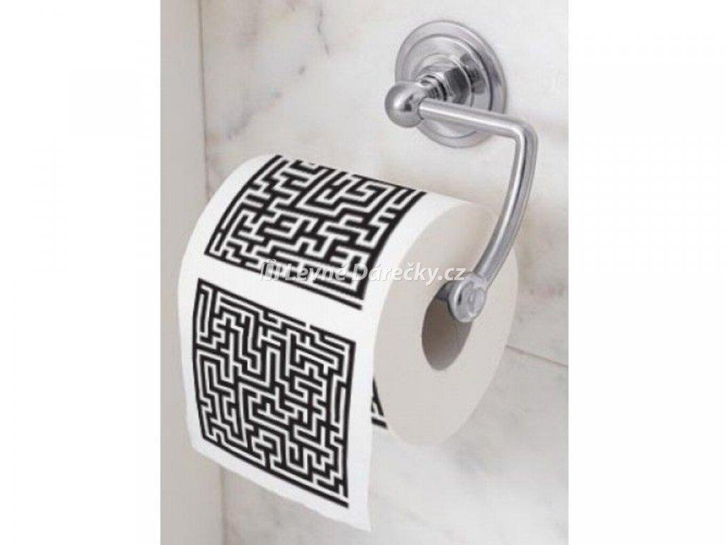 toaletni papir labyrint 1