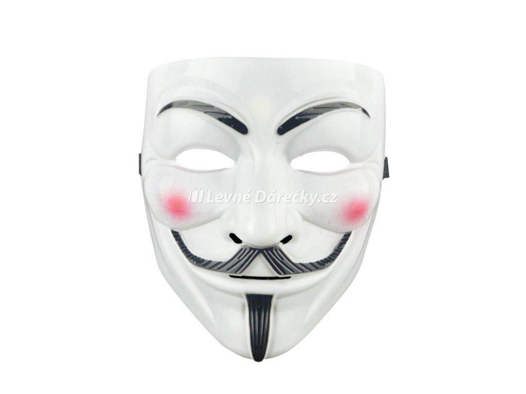 maska v jako vendetta anonymous 8