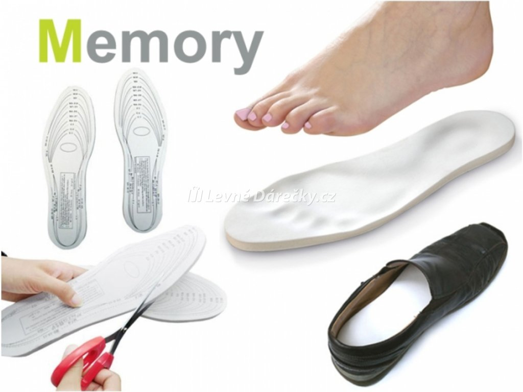 vlozky do bot pametova pena 1