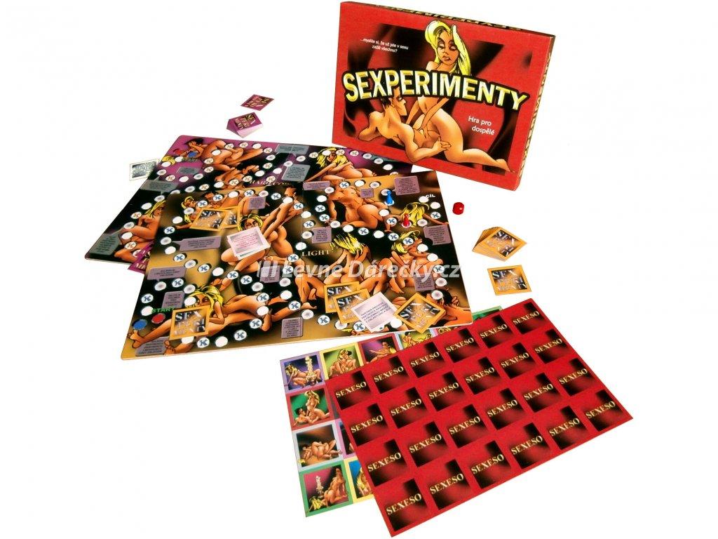 Sexperimenty
