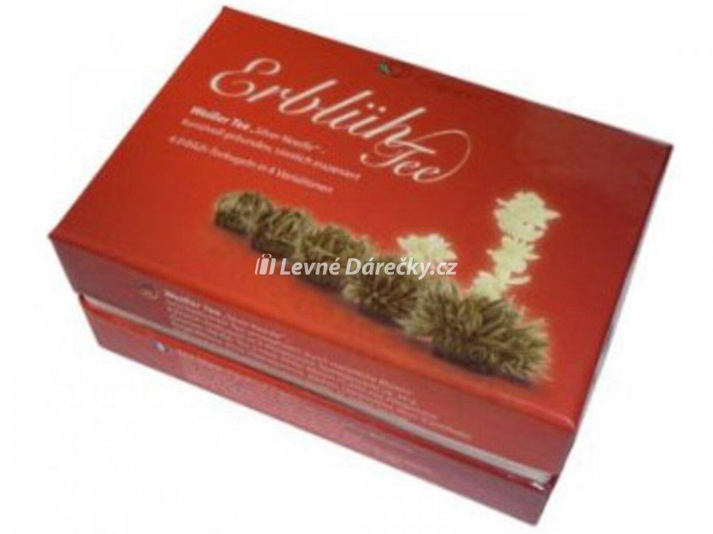 Elegantní dárkové balení - 6 ks, bílý čaj