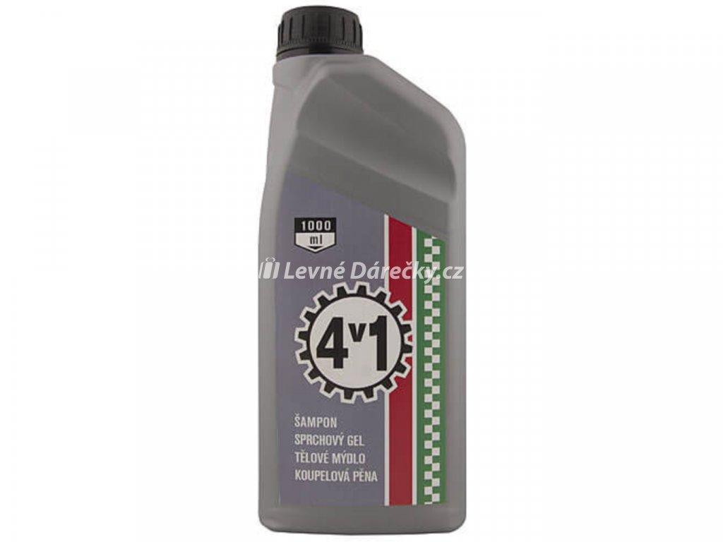 sprchovy gel xxl 1000ml 4v1 1