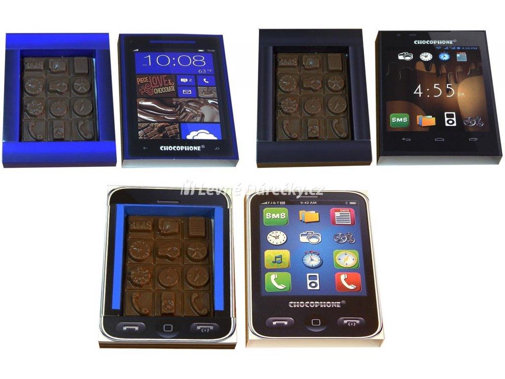 cokoladovy telefon 65g 1