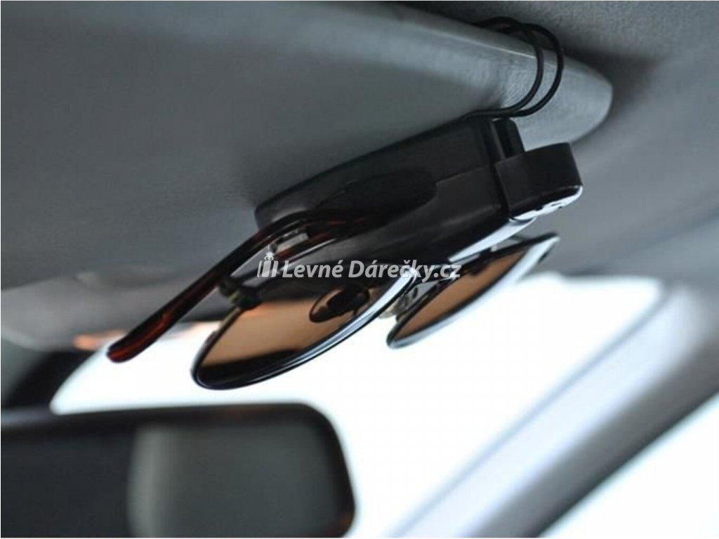 Držák na brýle do auta2