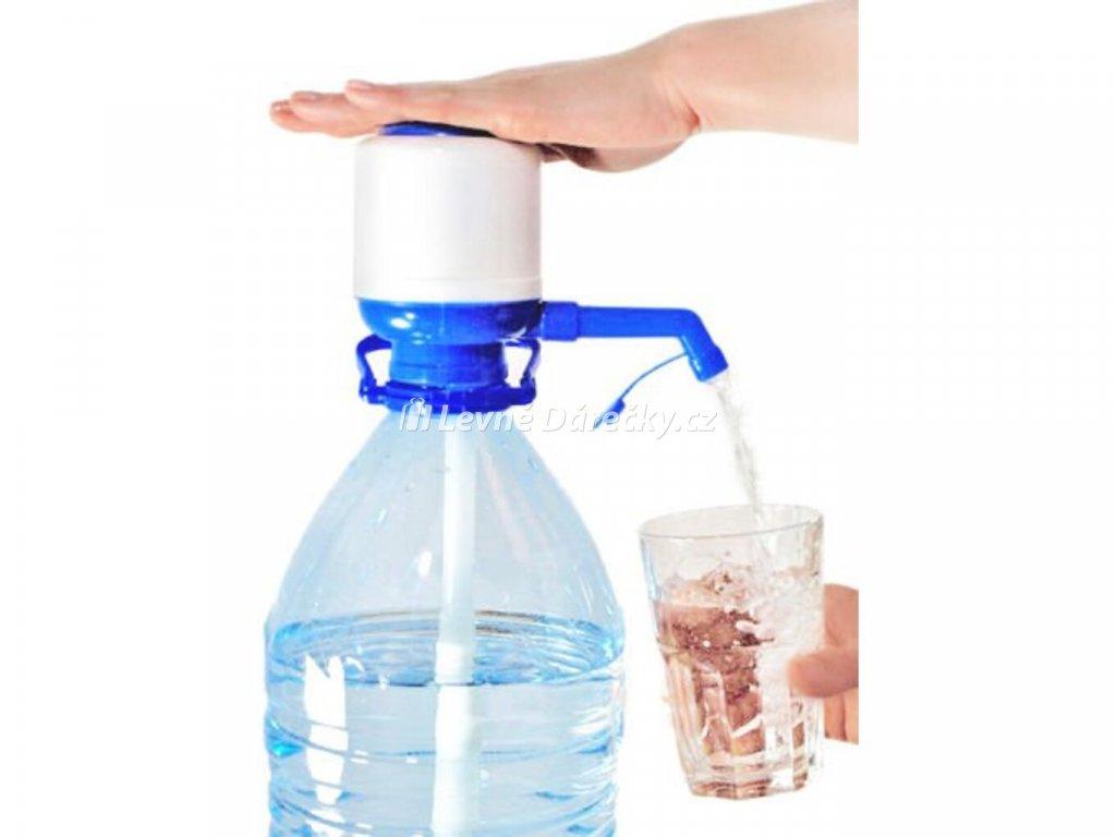rucni pumpa na vodu 2