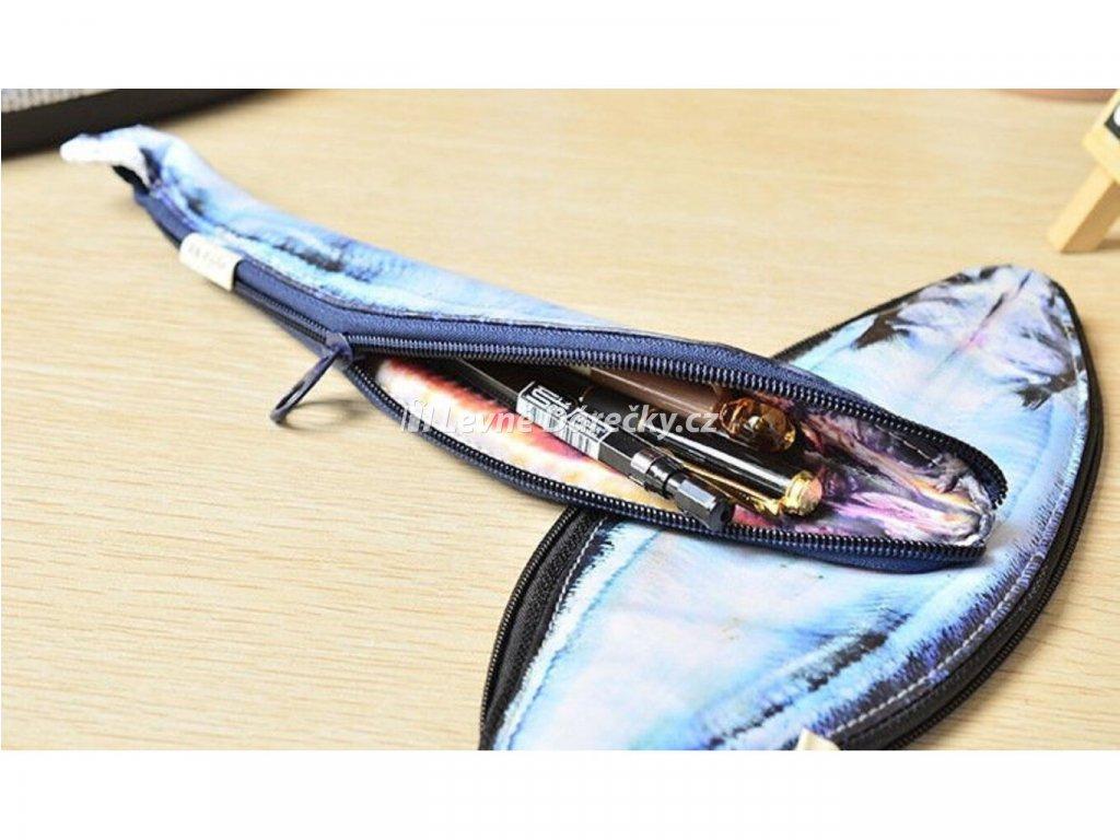 Pouzdro a penál 2v1 - Ryba