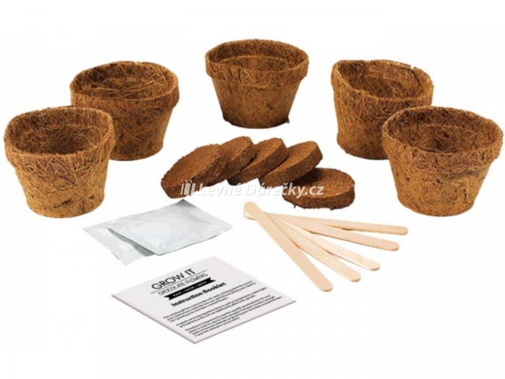 Grow it - čokoláda