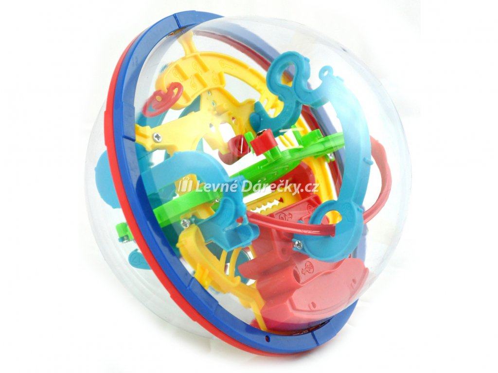 Inteligentní koule 100 překážek3