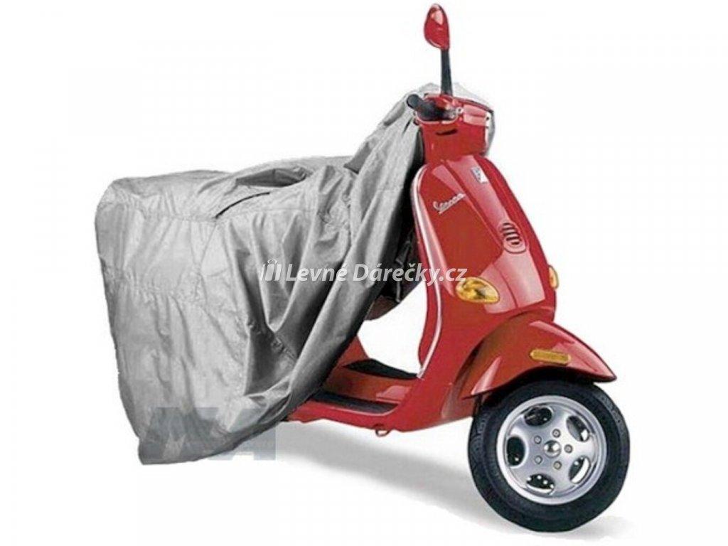 Ochranná plachta na kolo nebo motorku 200 x 100 cm2