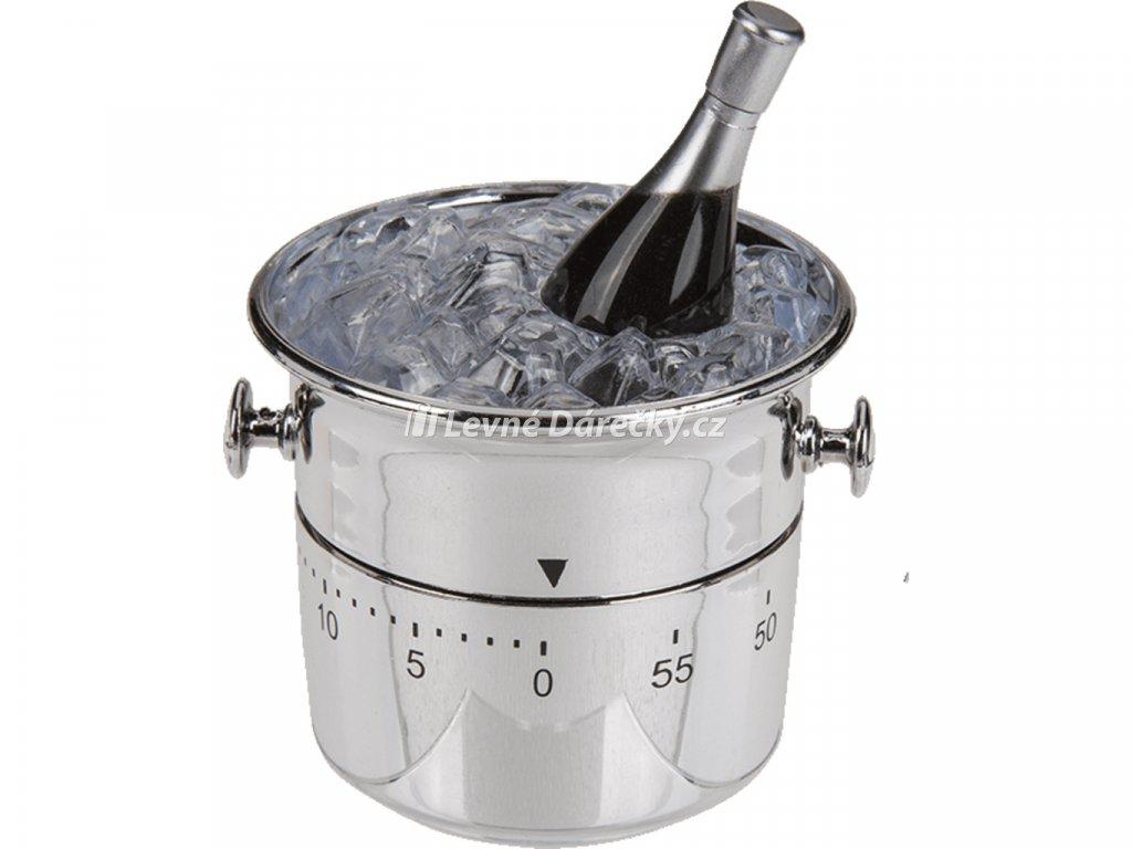 Minutka chladič na šampaňské