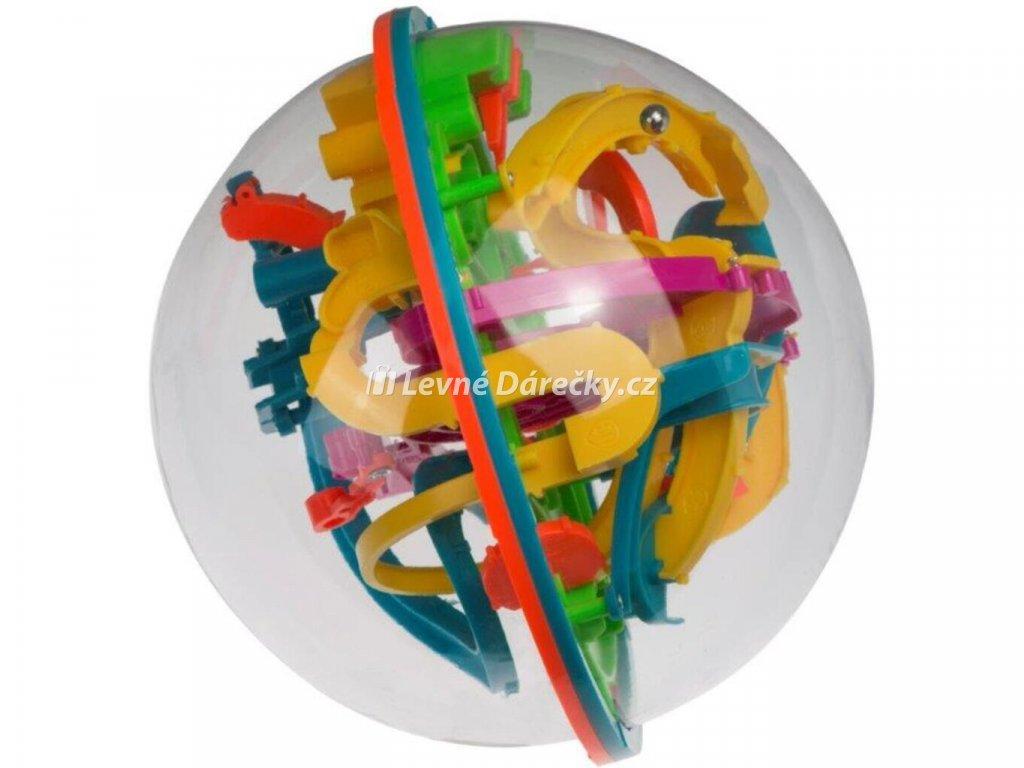 Inteligentní koule 138 překážek 1