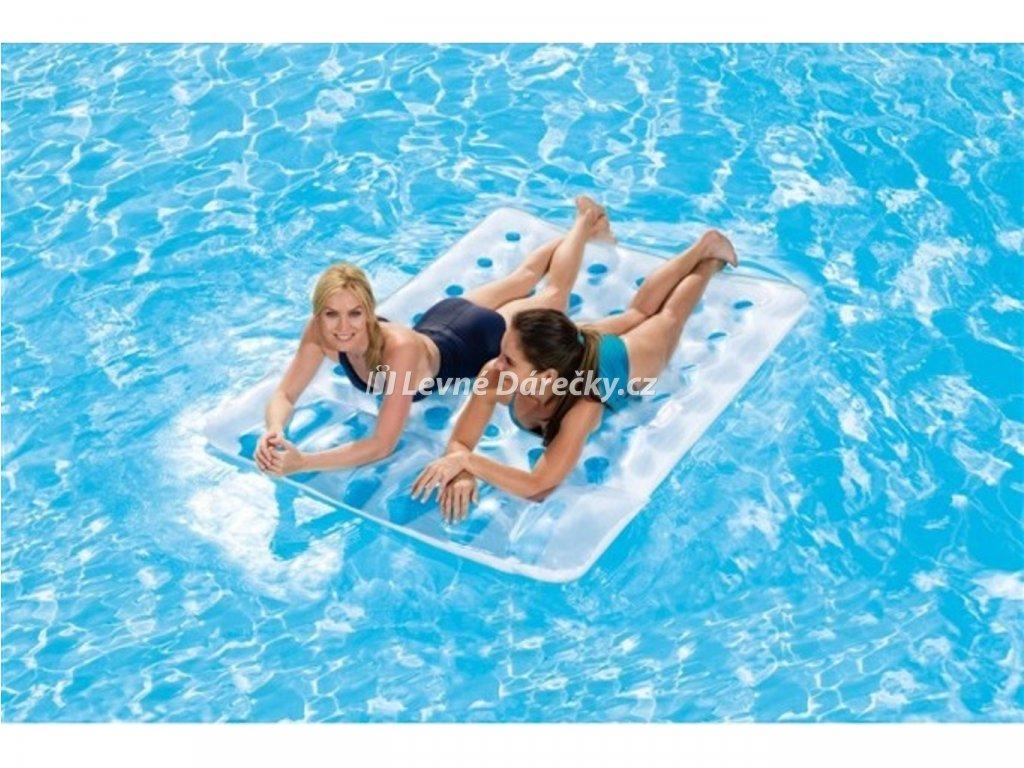 Bestway 43055 Double Beach nafukovací lehátko pro 2 osoby