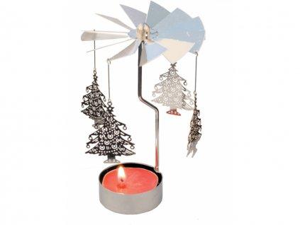 Vánoční kolotoč Stromečky