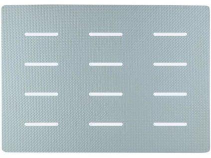 Antivibrační podložka pod pračku 85 x 60 x 2cm 0