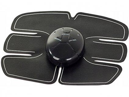 Fitness stimulátor břišních svalů EMS 8