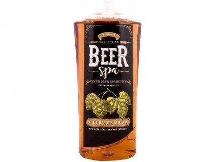 beer spa pivni vlasovy sampon