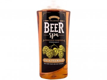 beer spa pivni vlasovy sampon