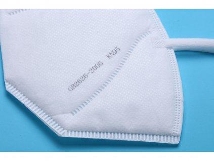 Ústní Respirator 4 vrstvý KN95 1ks