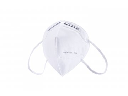 Ústní Respirator 4 vrstvý FFP2/KN95 1ks