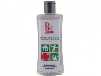 Sprchový gel s antimikrobiálními přísadami 250 ml