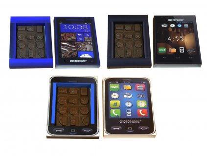Čokoládový telefon 65g - končící trvanlivost