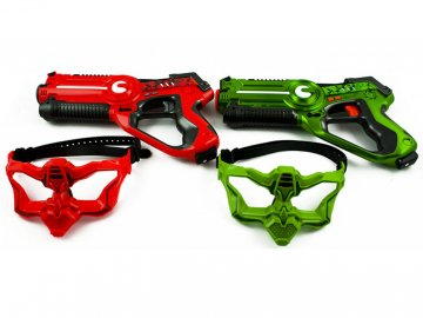 Laserové pistole Call of Life 1