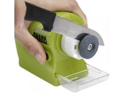 Elektrický brousek na nože a nůžky 8