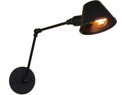 nastenna lampa loft retro 3