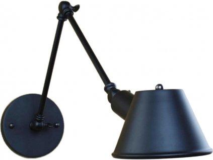 Nástěnná lampa LOFT RETRO