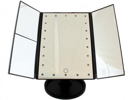 kosmeticke zrcatko xl 22 led 5