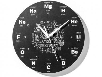 hodiny pro chemika 6