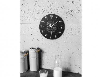 hodiny pro chemika