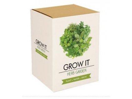 Grow it - Bylinky - poškozený obal