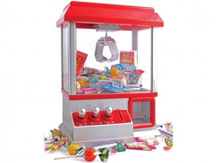 automat na loveni hracek a sladkosti candy grabber 3