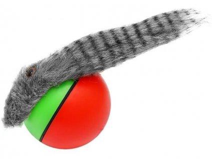 fretka s balonkem 1