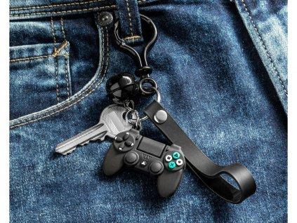 Přívěsek na klíče - joystick playstation