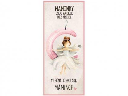 darkova mlecna cokolada 100 g maminky jsou andele bez kridel 1