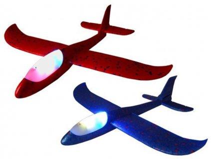 penove hazeci letadlo led 47x49 8