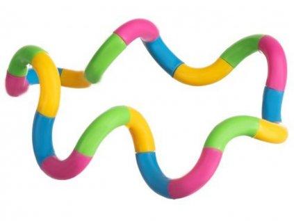 antistresova hracka zkrouceny prsten 2