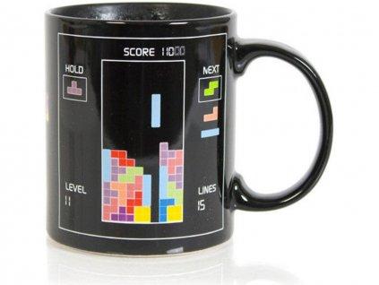 Magický hrnek tetris