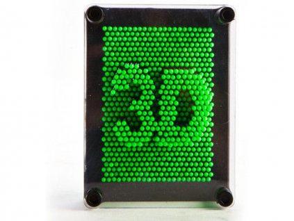 3d obrazce neon 1