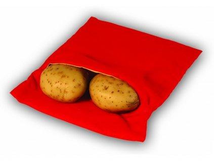 sacek na vareni brambor v mikrovlnce 5