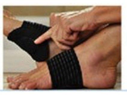 ploché podpora pro chodidla strutz