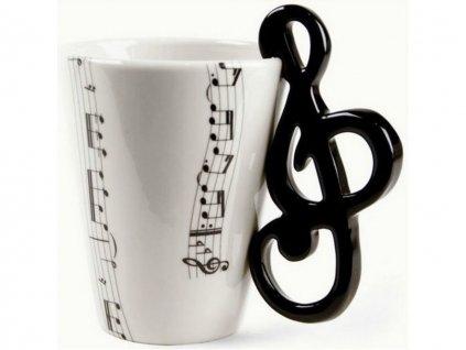 hrnek houslovy klic 1