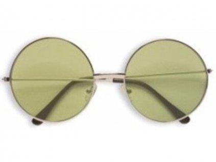 Brýle Hippy kulaté
