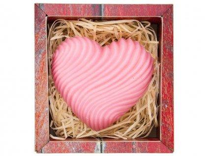 rucne vyrabene mydlo srdce 1