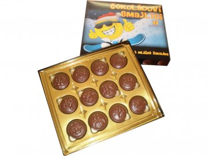 cokoladovi smajlici 70g 1