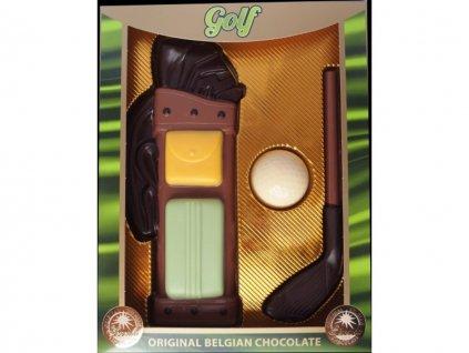 Čokoládový golf